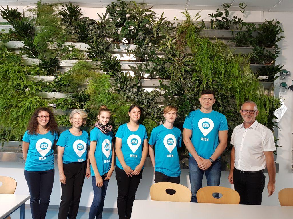 Open House Wien - Volunteers